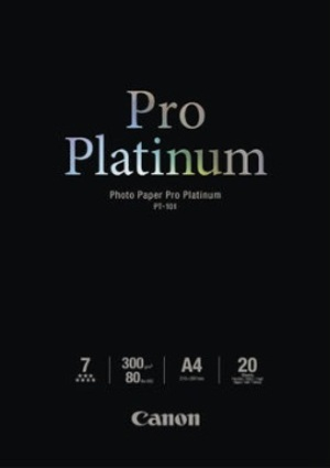 Canon PT-101 A4 20SH Pro Platinum Photo PT-101A4