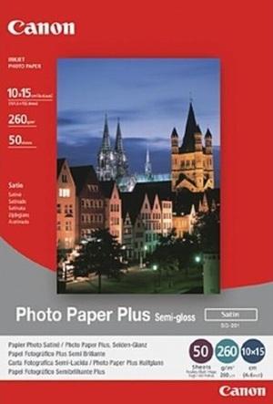 Canon SG-201 PHOTO PAPER SEMI GLOSS