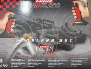 Carrera Carrera Wireless Set Pro-X 10100 Carrera;10100