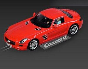 Carrera EVO Mercedes SLS AMG Coupé Rot 27344