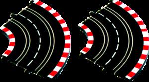 Carrera Carrera Profi KURVE 1/90°, 2 STUECK 71505