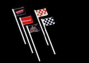 Carrera GO! Flaggen 10 Stück (3) 61650