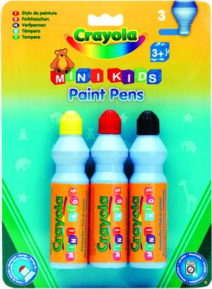 3 Farbfläschchen 3876