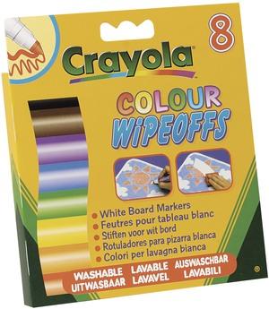 Crayola 8 Whiteboard-Stifte (6) 8223
