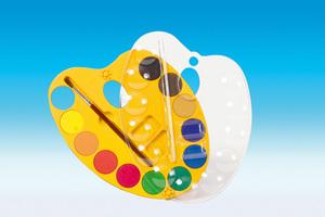 Crayola Wasserfarben Palette (6) 3698434