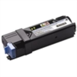 DELL 2150cn, cdn, 2155cn, cdn Toner gelb Standardkapazität 1.200 Seiten 1er-Pack Kit 593-11036
