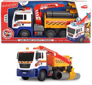 Dickie Spielzeug Air Pump Utility Truck 203809005