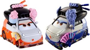 Disney Cars Disney Cars Die-Cast Okuni & Shigeko DKV60