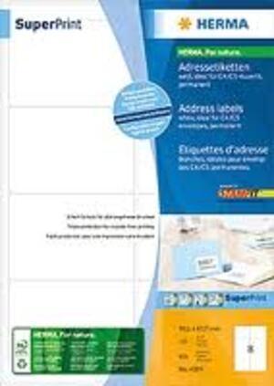 Herma Etiketten SuperPrint 454379