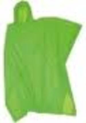 Regenmantel Plastik, bunt mit Kapuze, für Damen und Herren 5500192