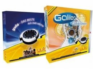 Yvio Konsole GALILEO-Denk- fitness inkl. Spielkonsole, 1-8 Spieler, 16+, 20-30 Min. 61080142