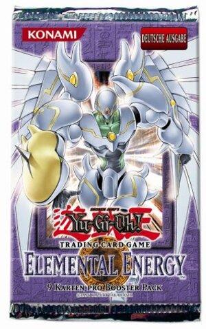 Yu-Gi-Oh Elemental Energy D 61101123