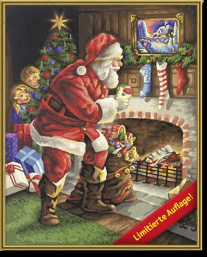 SCHIPPER Arts & Crafts Malset Weihnachtsbild 2012 61600608