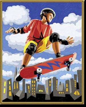 SCHIPPER Arts & Crafts Malset Skateboarder 609240519