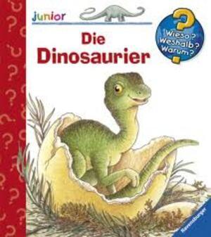 Ravensburger Die Dinosaurier Wieso? Weshalb? Warum? Junior ab 2 Jahren, 18x19 cm 66232797