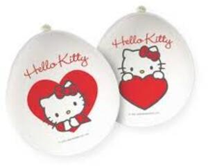 Sanrio 12 Ballone ass. Hello Kitty 728116112