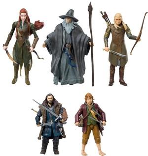 Diverse Hobbit Sammelfig. ass. 15cm (6) BD16030