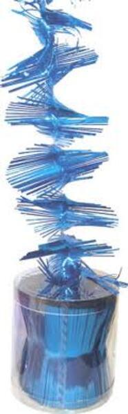 Spiral Girlande blau Diverse;11103