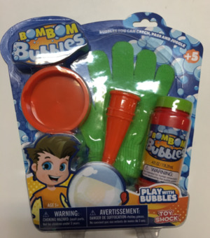 Diverse BomBom Bubbles TS9200