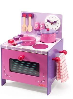 DJECO Rollenspiel Violette's Küche SALE DJ06510