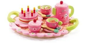 DJECO Rollenspiel Lili Rose's Teeparty DJ06639