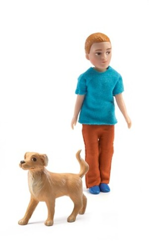 DJECO Puppenhaus Xavier DJ07807