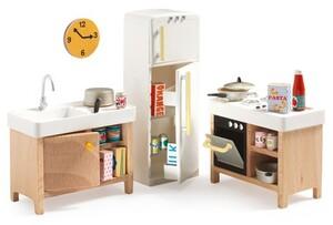 DJECO Puppenhaus Die Küche DJ07823
