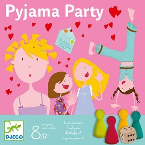 DJECO Pyjama party (mult) DJ08448