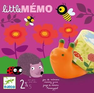 DJECO Little Memo (mult) DJ08552