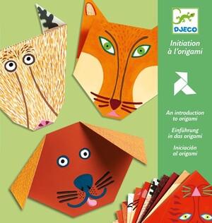 DJECO Origami Tiere DJ08761