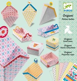 DJECO Origami Kleine Boxen DJ08774