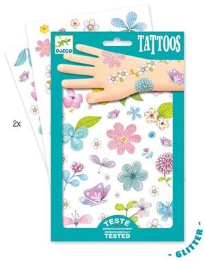 DJECO Tattoos Blumen DJ09585