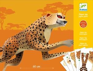DJECO Paper Toys Grosser Jaguar (60cm) SV DJ09678