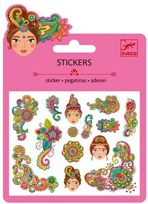 DJECO Mini Stickers Motiv Indien SV DJ09761