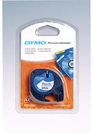 DYMO LetraTag Beschriftungsband, Plastik S0721660