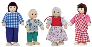 Eichhorn Puppenset Familie 100002500