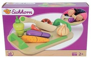 Eichhorn Schneidebrett Gemüse 100003722