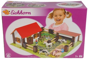 Eichhorn Bauernhof, klein 100004304