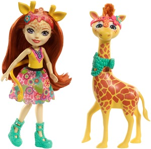 ENCHANTIMALS Themenpack Gillian Giraffe FKY74