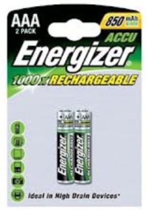 Energizer Akku Power Plus AAA 700mAh BP2 635177