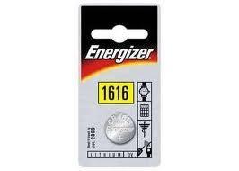 Energizer Knopfzelle Lithium 3V CR1616