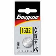Energizer CR 1632 Lithium 3.0V FSB-1 633676