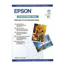 EPSON Signature Worthy Trial Pack A3 7105525