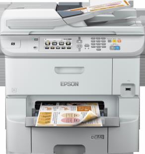 EPSON WorkForce Pro WF-6590DWF C11CD49301
