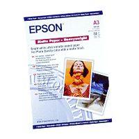 EPSON Papier Matt - Heavyweight/A3/50 C13S041261