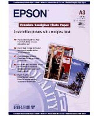 EPSON Premium Semigl. Photo Paper A3 S041334