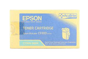 EPSON Toner/AL-C9300N/Cyan 7.5pk C13S050604