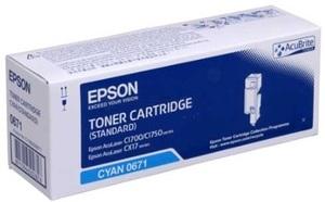EPSON Toner cyan 700S C13S050671