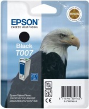 EPSON Epson Ink Cartridge, black C13T00740120