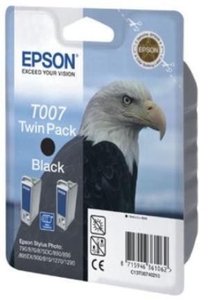 EPSON Epson Ink Cartridge, black C13T00740220
